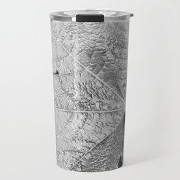 Ansel Adams - Leaves Travel Mug