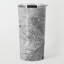 Ansel Adams - Leaves Travel Mug