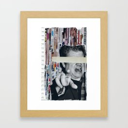 Unapologetic  Framed Art Print