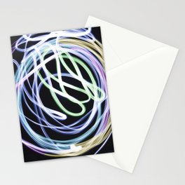 Illuminate the Paint Stationery Cards