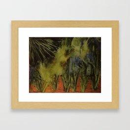 10058 Framed Art Print