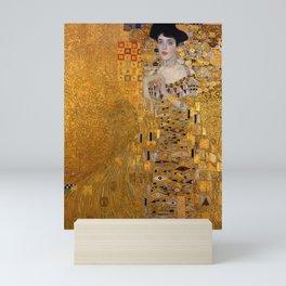 THE LADY IN GOLD - GUSTAV KLIMT Mini Art Print