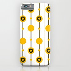70ies Gold Slim Case iPhone 6s
