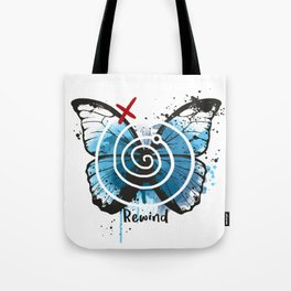 Rewind butterfly life is strange Tote Bag