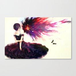 tokyo ghoul Canvas Print