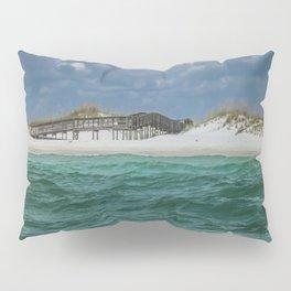 Boardwalk At Shell Island  Pillow Sham