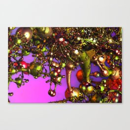 Christmas Berries Canvas Print