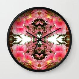 Romantic Reverie Wall Clock