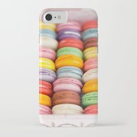 macaroon iPhone & iPod Cases featuring Numerous Macaroon  by Asano Kitamura