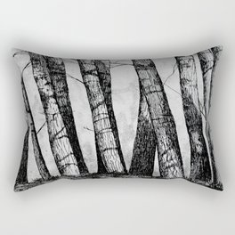 The Row  Rectangular Pillow