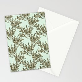 Seaweed Plant Stationery Cards