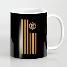 Tiger - Flag Coffee Mug