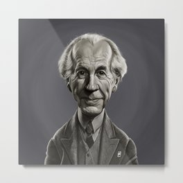Frank Lloyd Wright Metal Print