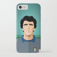 juventus iPhone & iPod Cases featuring Zoff 1982 by boobee