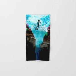 diver Hand & Bath Towel