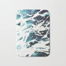 Ecume d'océan Bath Mat