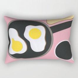 Mr. D'z Breakfast Rectangular Pillow