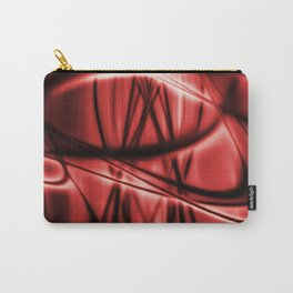 Delusional - RED Carry-All Pouch