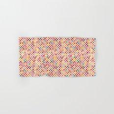 Klee Pattern Hand & Bath Towel