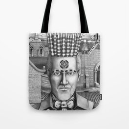 Cemetery Tote Bag