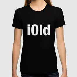 iOLD T-shirt