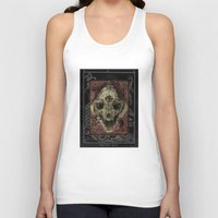 alchemy Tank Tops featuring Alchemy 1800 by Dark Room