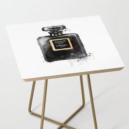 Perfume bottle fashion Side Table