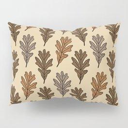 The Oak Leaves Pillow Sham