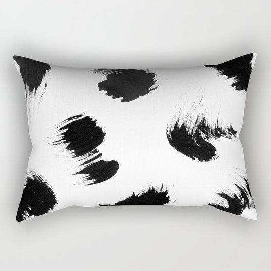 brush Rectangular Pillow