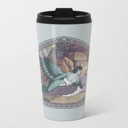 Saint George and the Dragon Metal Travel Mug