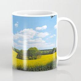 Springtime in the Meon Valley Coffee Mug