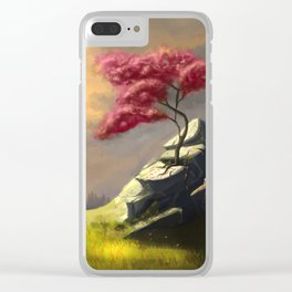 The tree, life Clear iPhone Case