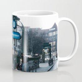 Subway 2 Coffee Mug