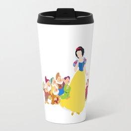 Snow White and the Seven Dwarfs Travel Mug