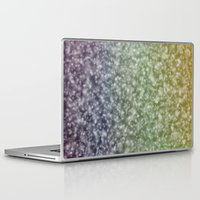glitter Laptop & iPad Skins featuring Glitter by David Zydd