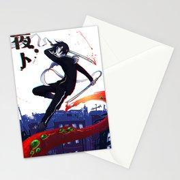 Yatogami Stationery Cards
