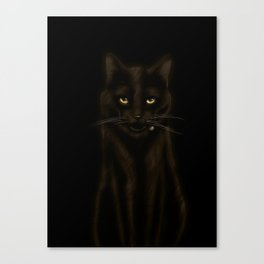 Salem II Canvas Print