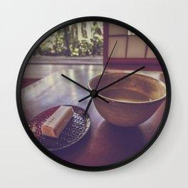 WILD JAPAN 25 Wall Clock
