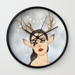 Cindy Wall Clock