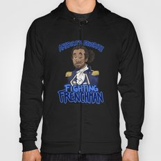 America's Favorite Fighting Frenchman Hoody