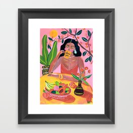Choose you Framed Art Print