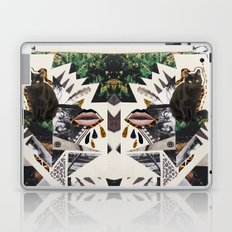 AYAHUASCA CAT (Kaleidoscope)  Laptop & iPad Skin