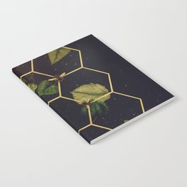 Bees in Space Notebook