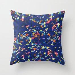 Azulejos -22 Throw Pillow