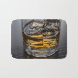 Scotch on the Rocks Bath Mat