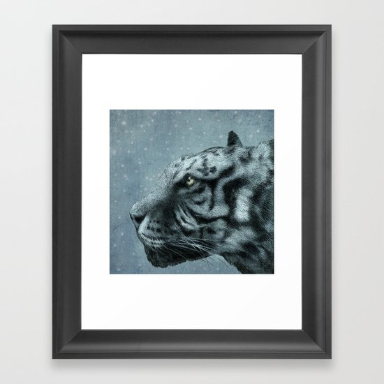 Richard Parker  Framed Art Print