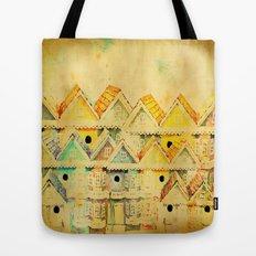 Bird Town 023 Tote Bag