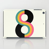 infinity iPad Cases featuring Infinity by Andy Westface