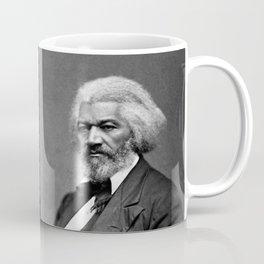 Frederick Douglass Portrait Coffee Mug