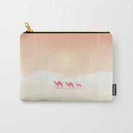 Minimal desert Carry-All Pouch
